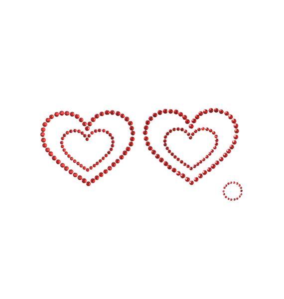 BIJOUX INDISCRETS Mimi Heart Skin Jewelry