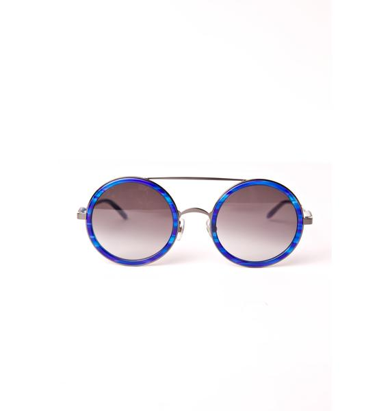 Wildfox Couture Winona Frame Sunglasses