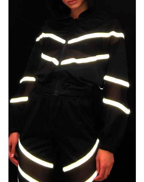 Atomic Dose Reflective Jacket