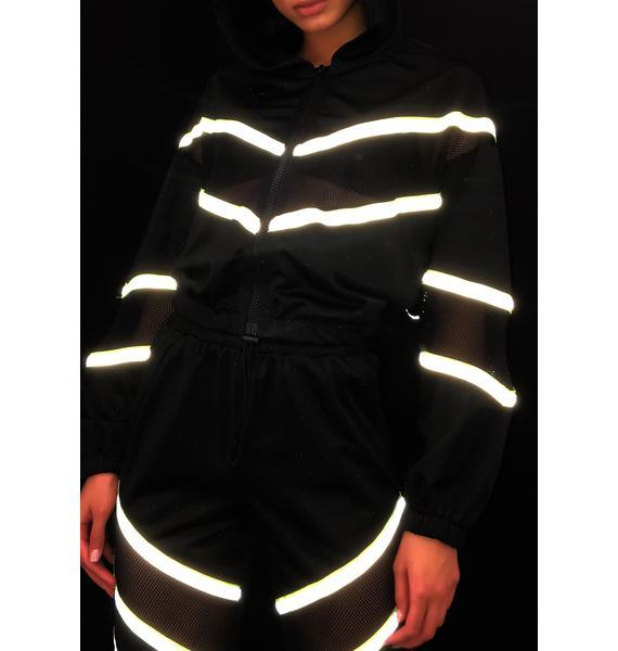 Atomic Dose Reflective Jacket