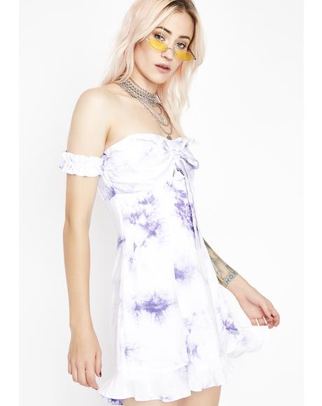 Amethyst Fun N' Flirty Dress