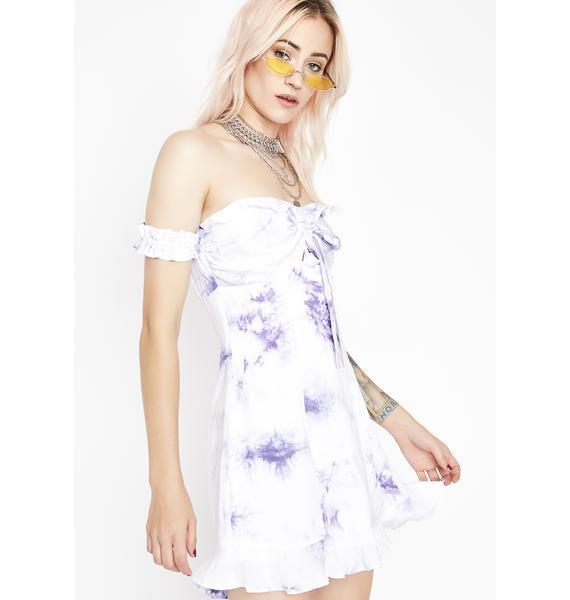 Amethyst Fun N' Flirty Dress