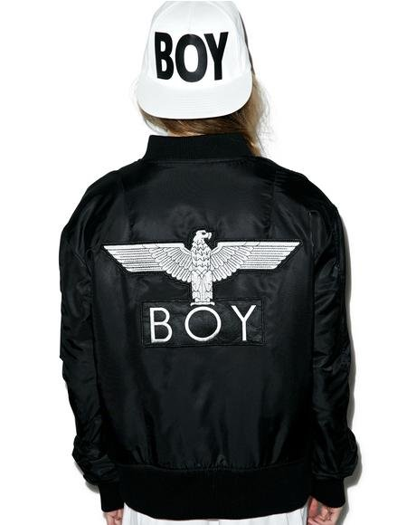 BOY Reversible MA1 Jacket