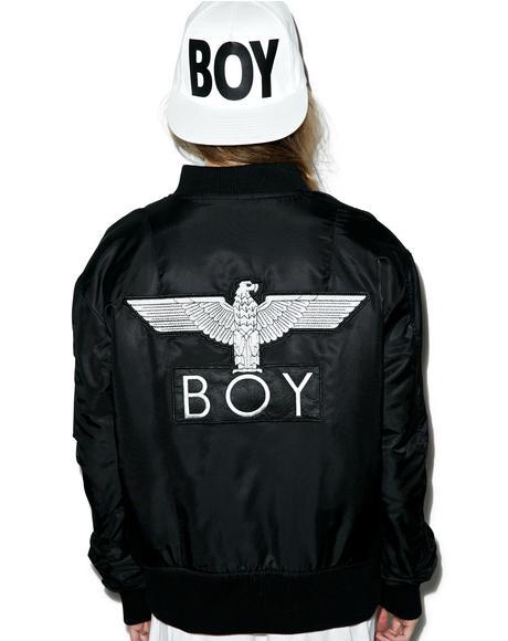 BOY Reversible MA1 Jacket