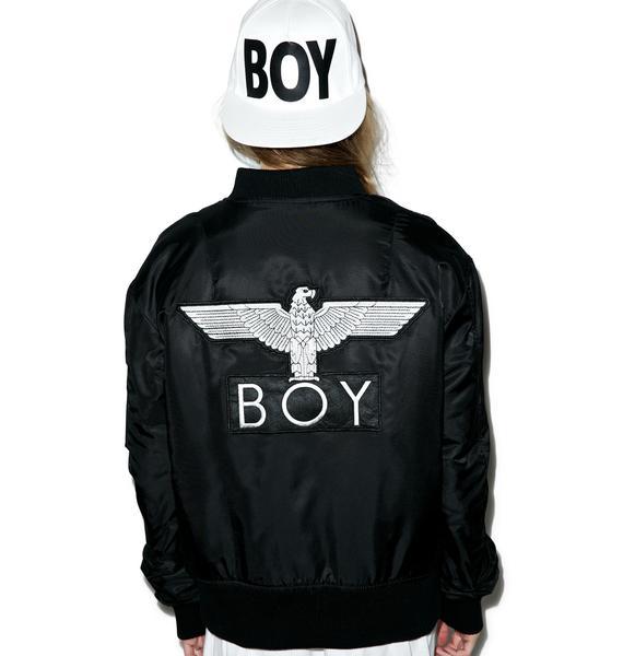 BOY London BOY Reversible MA1 Jacket