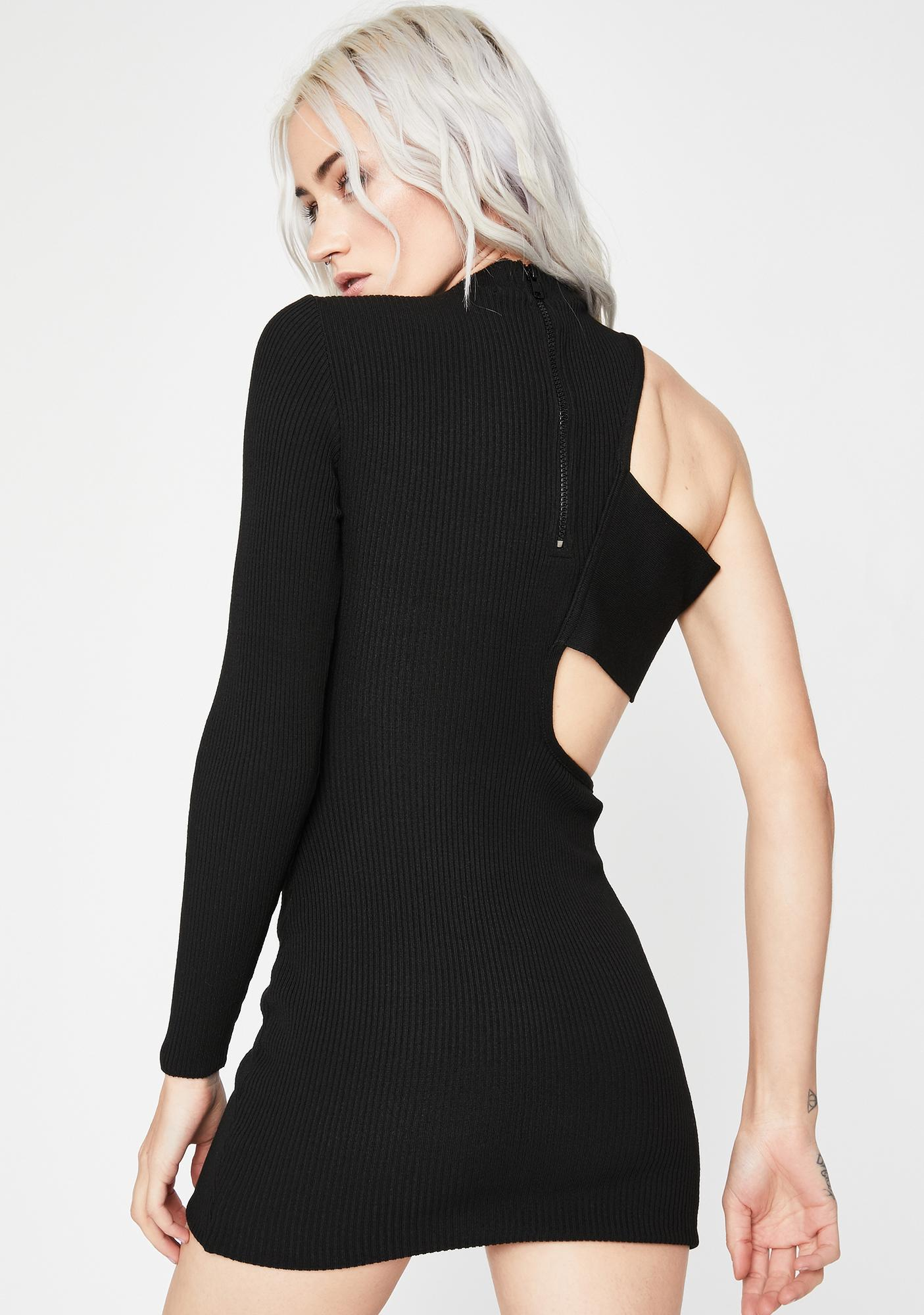 Never Available Cut Out Dress