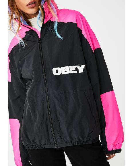 Bruges Oversized Jacket
