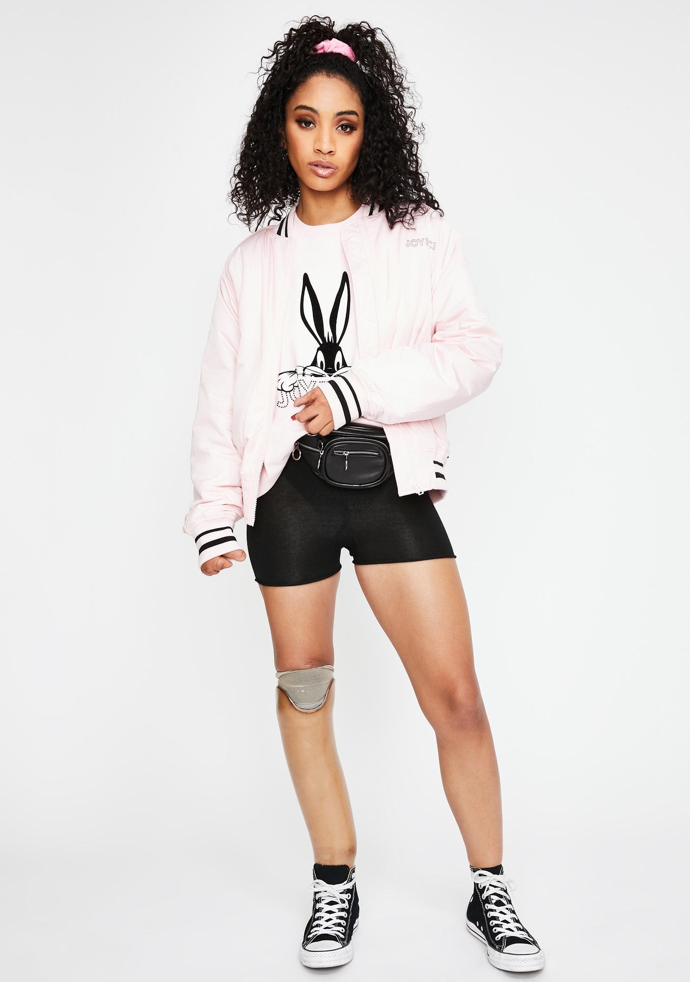 Joyrich Bugs Bunny Bomber Jacket