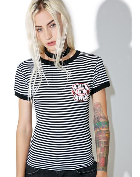 Down And Out Tee