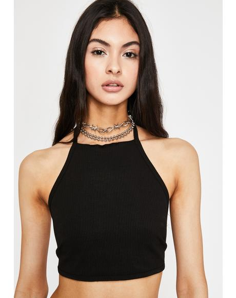 Dare Me Halter Top