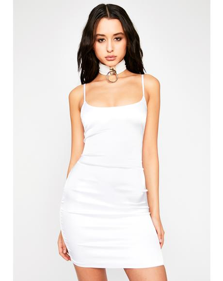 Where To Begin Slip Dress