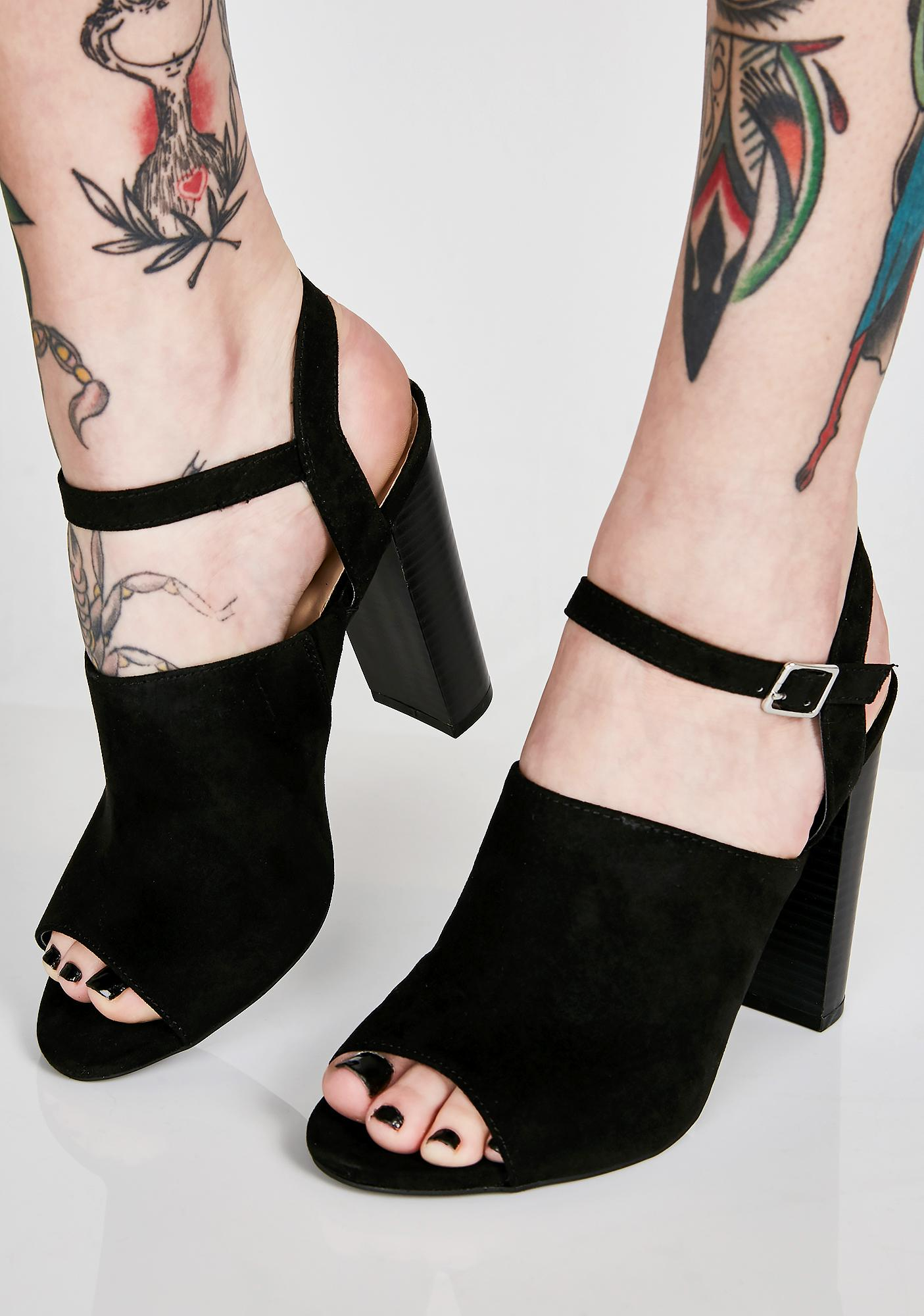 Need You Strappy Heels