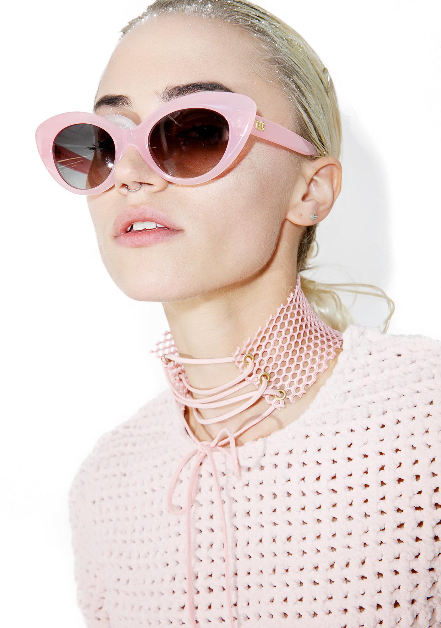 Crap Eyewear Cotton Candy The Wild Gift Sunglasses