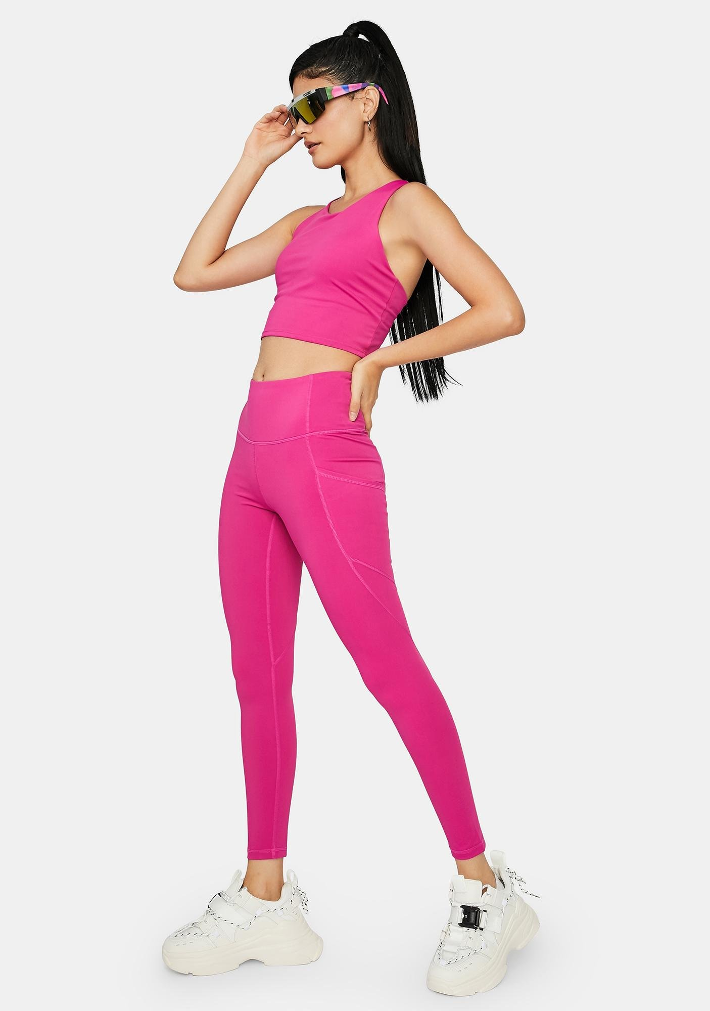 Sweat It Out Active Leggings