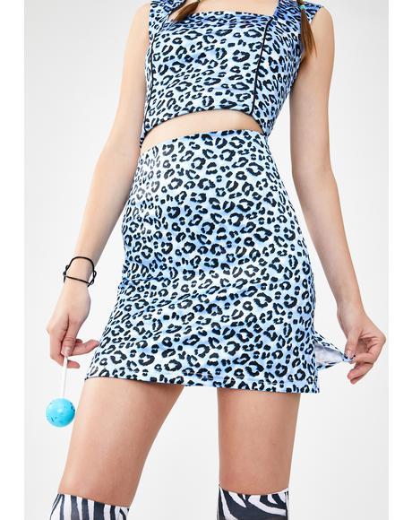 Wild Calling Mini Skirt