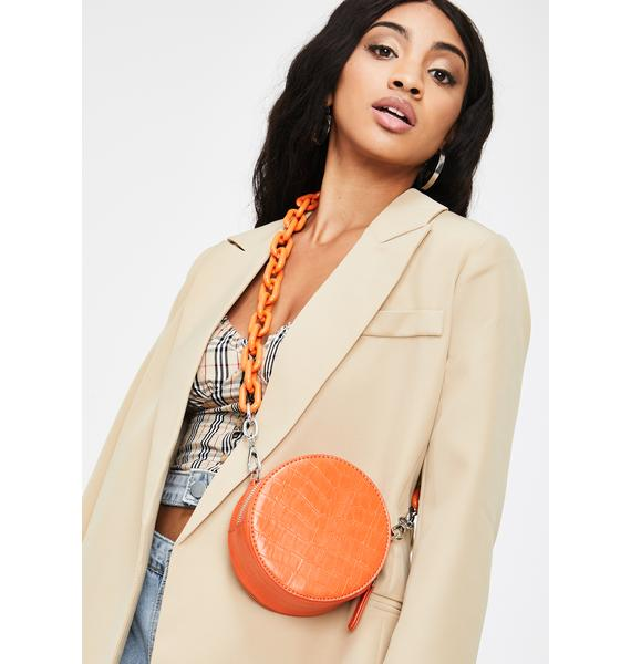 Juicy Fashion Clique Crossbody Purse