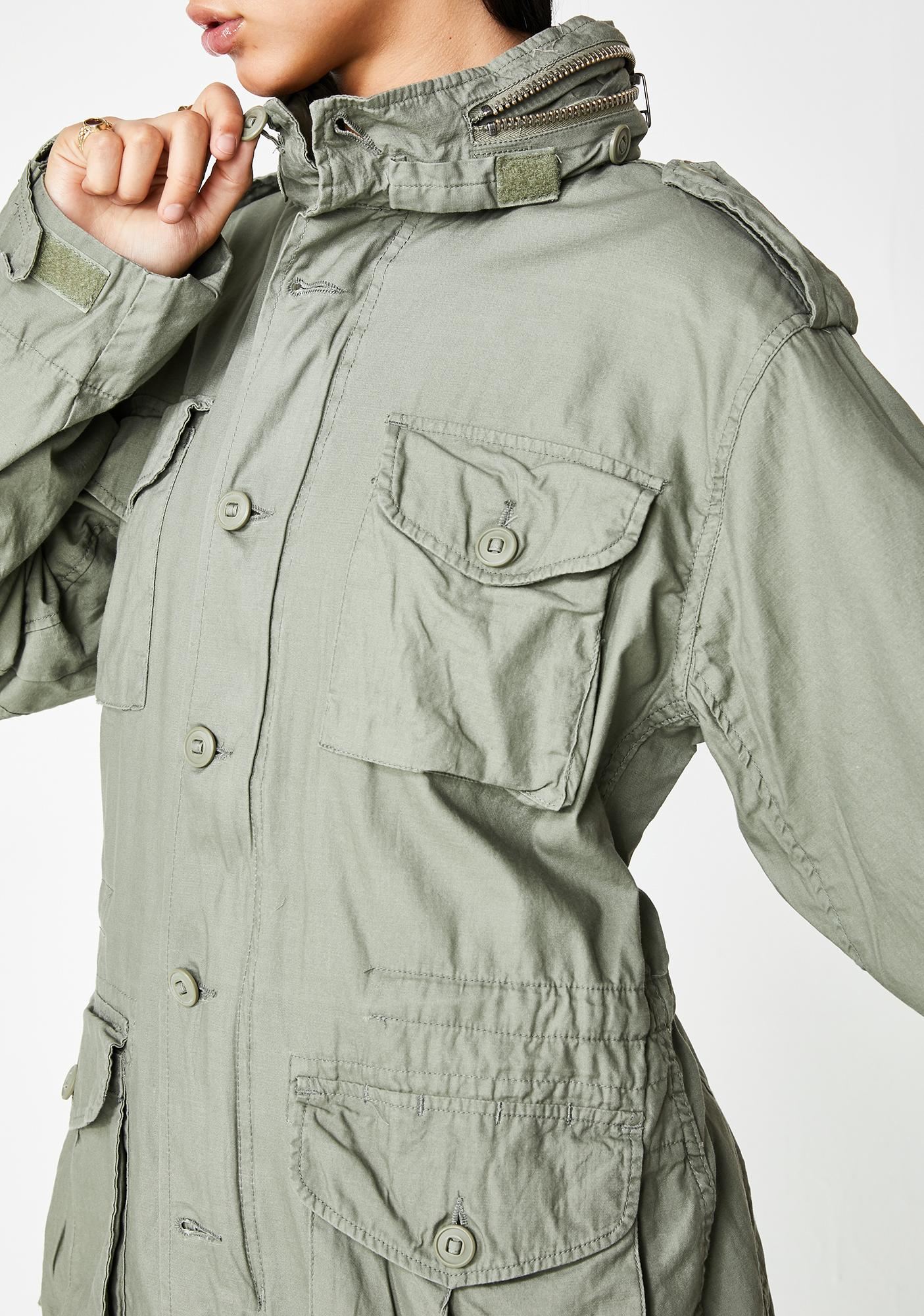 Rothco Vintage M-65 Field Jacket