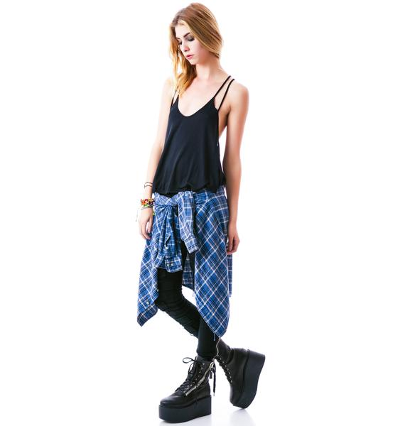 Evelyn Double Strap Tank