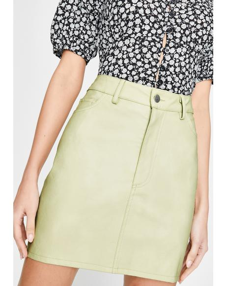 Mori Mini Skirt