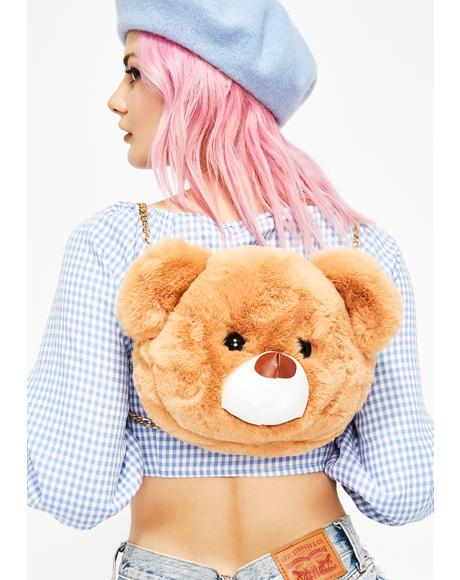Bear-y Cute Teddy Bear Bag