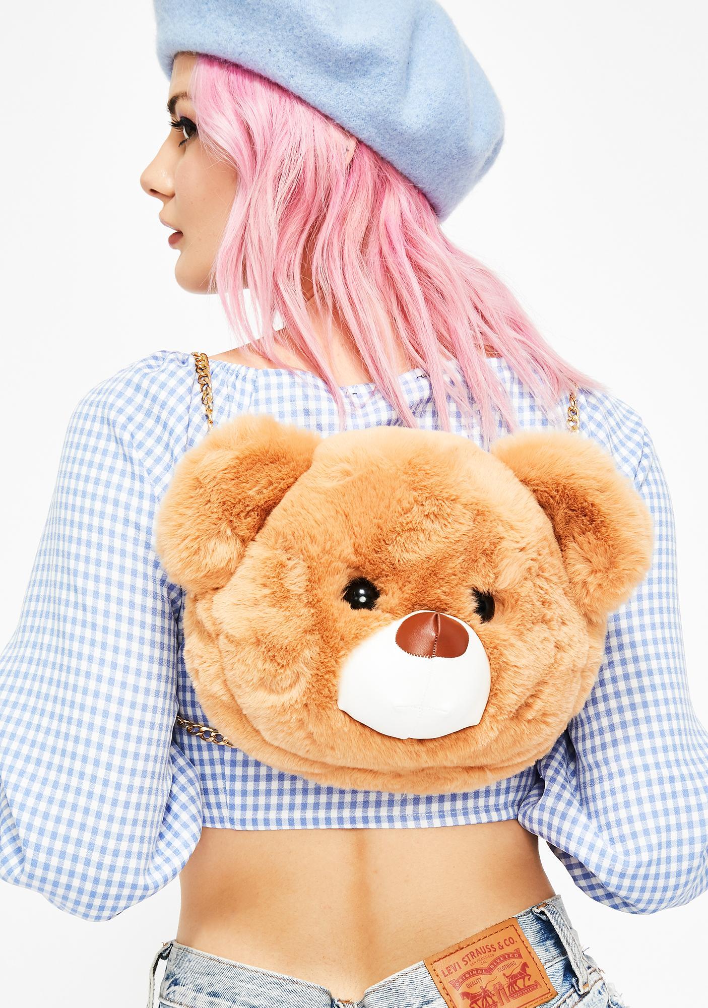 Bear Y Cute Teddy Bag