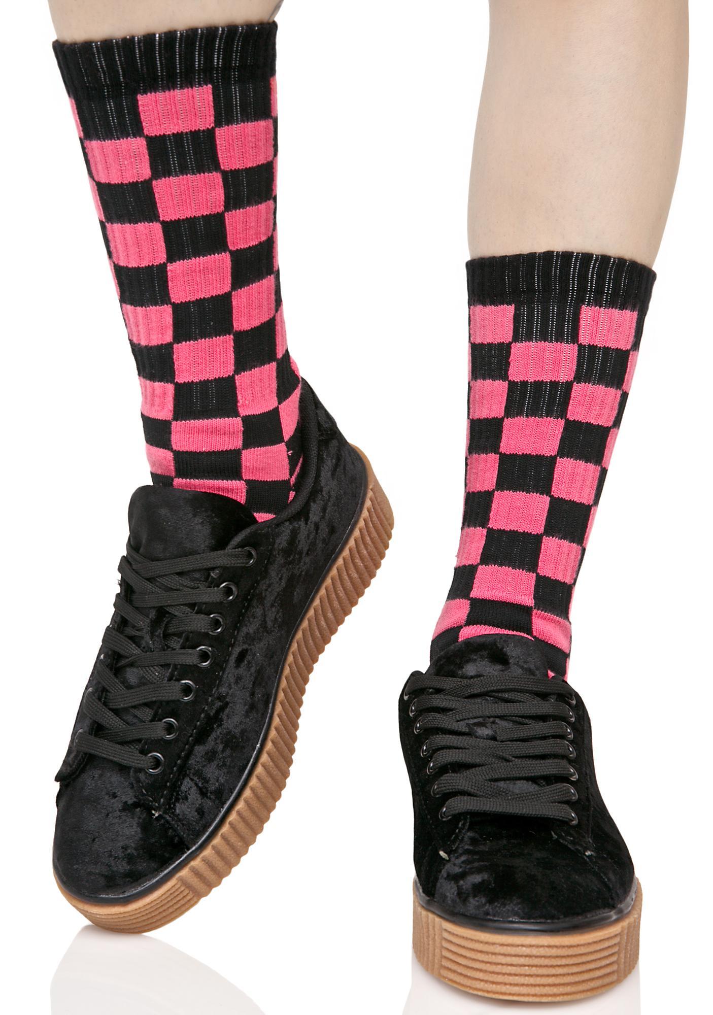 HUF Rude Boy Crew Sock