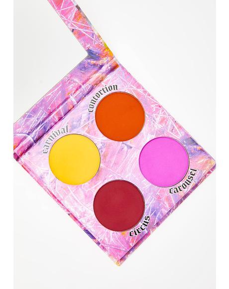 Clown Blush Palette