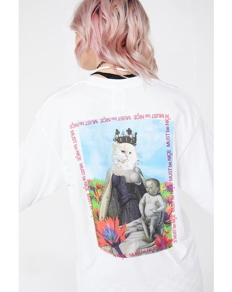 Fouquet Madonna Long Sleeve Tee