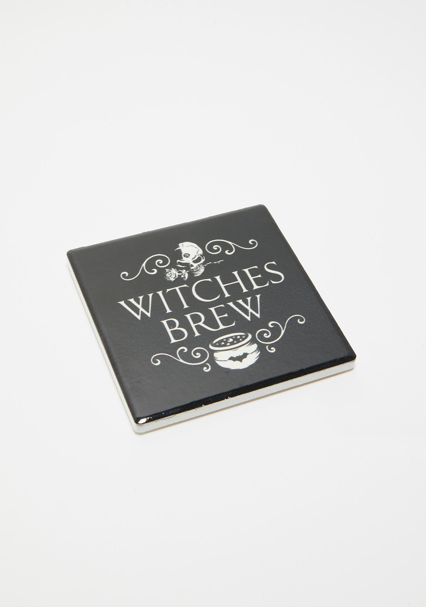 Alchemy England Witches Brew Coaster