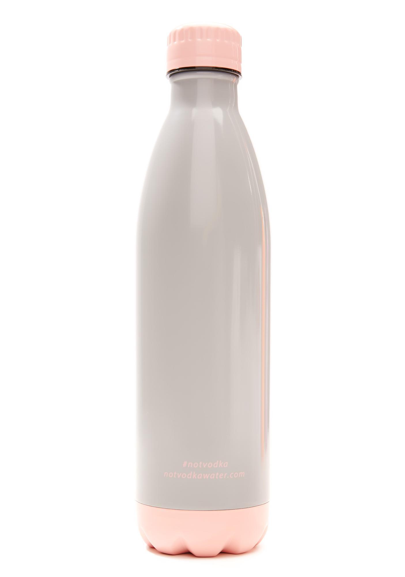 Not Vodka Two Tone Water Bottle
