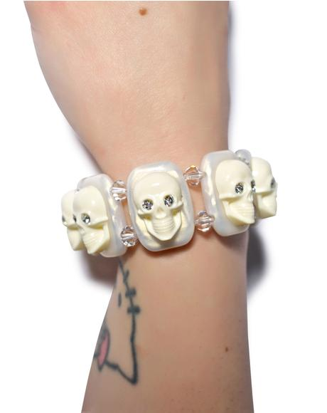 Skull Poetry Myriad Bracelet