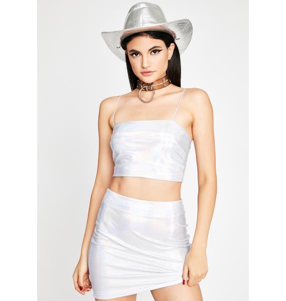 Space Rave Skirt Set