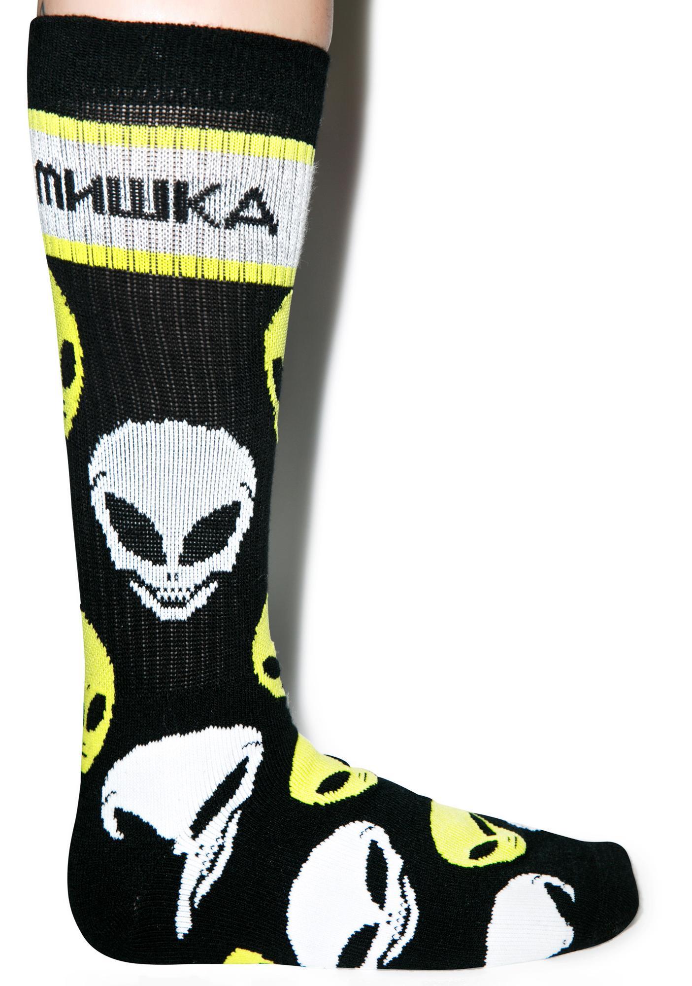 Mishka Autopsy Socks