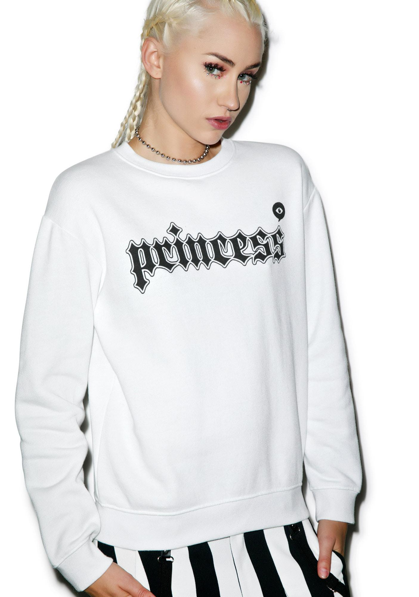 Illustrated People Princess Sweater