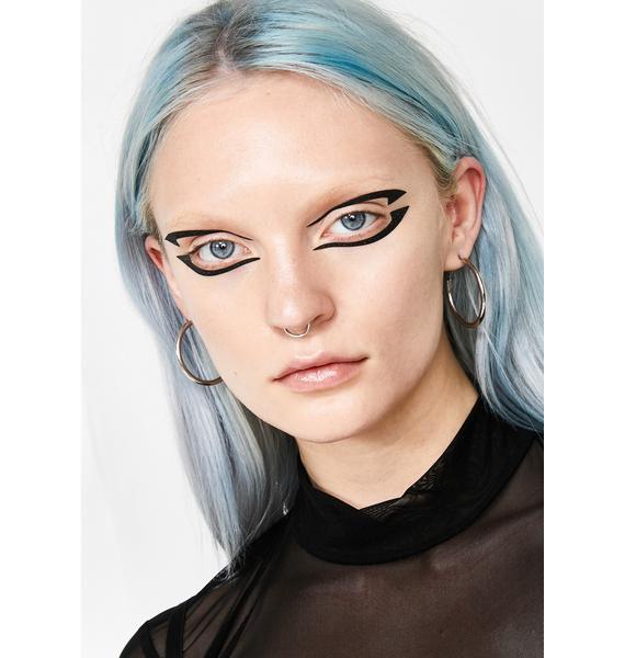 Face Lace Black Sweep Face Lace