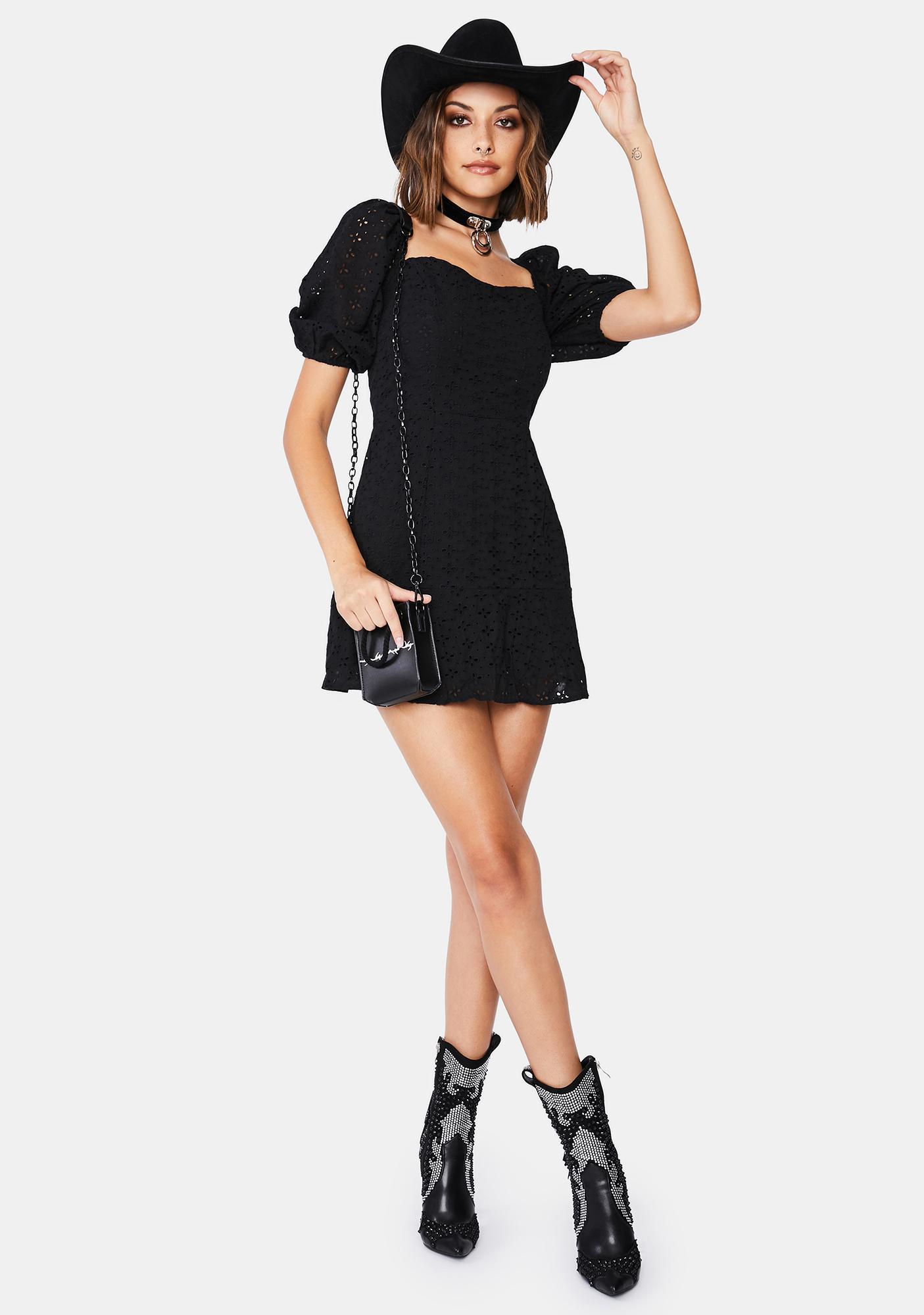 My Super Sweet Mini Dress