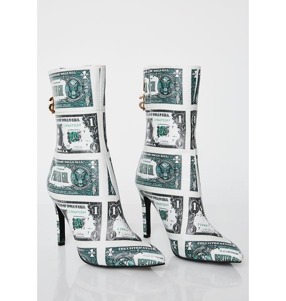 Poster Grl Bo$$ Boots
