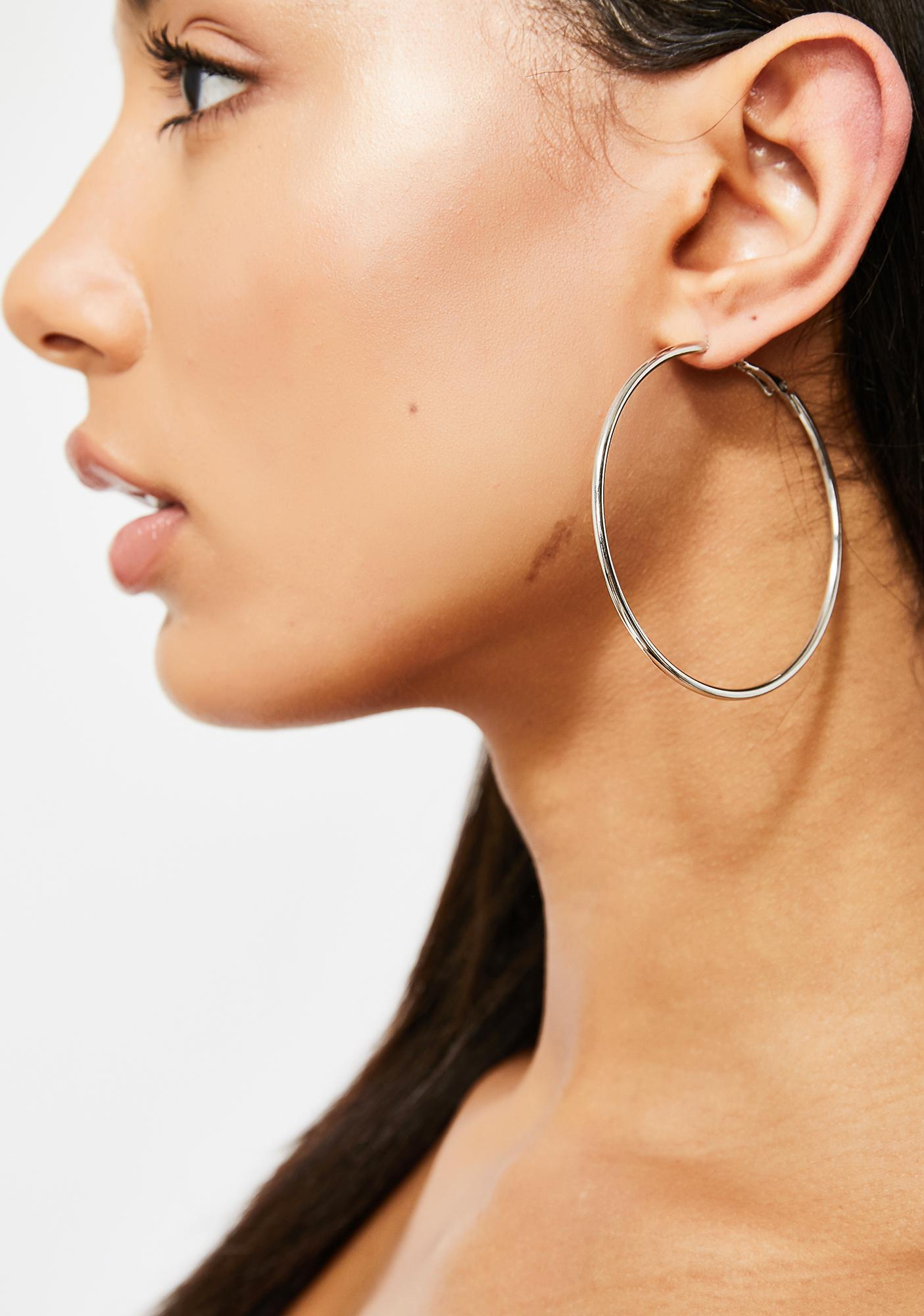 Bae From The Block Earring Set