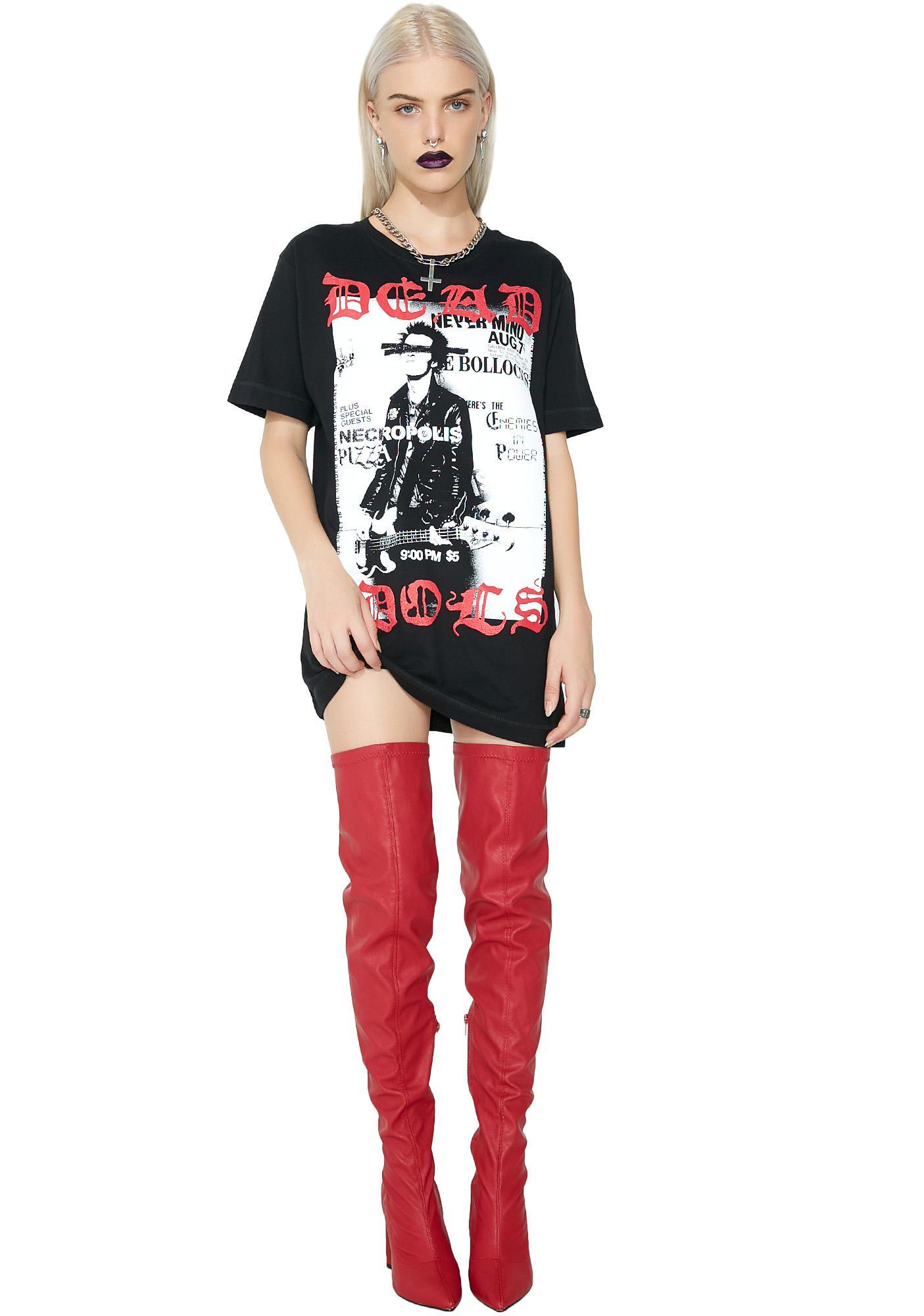 Disturbia Dead Idols T-Shirt