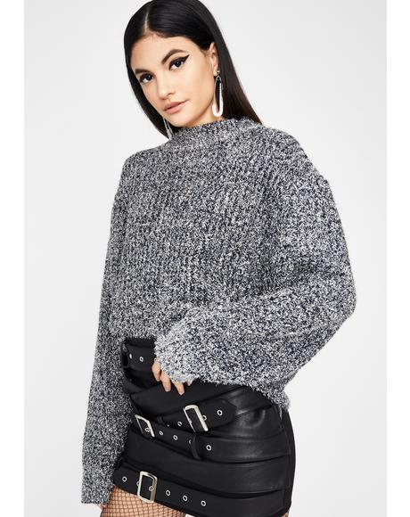 Moonlight Maven Knit Sweater