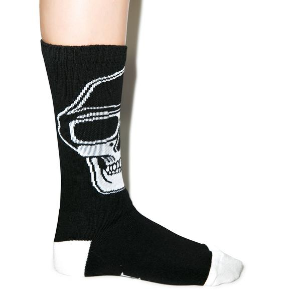 Rebel8 Smoked Loc Socks