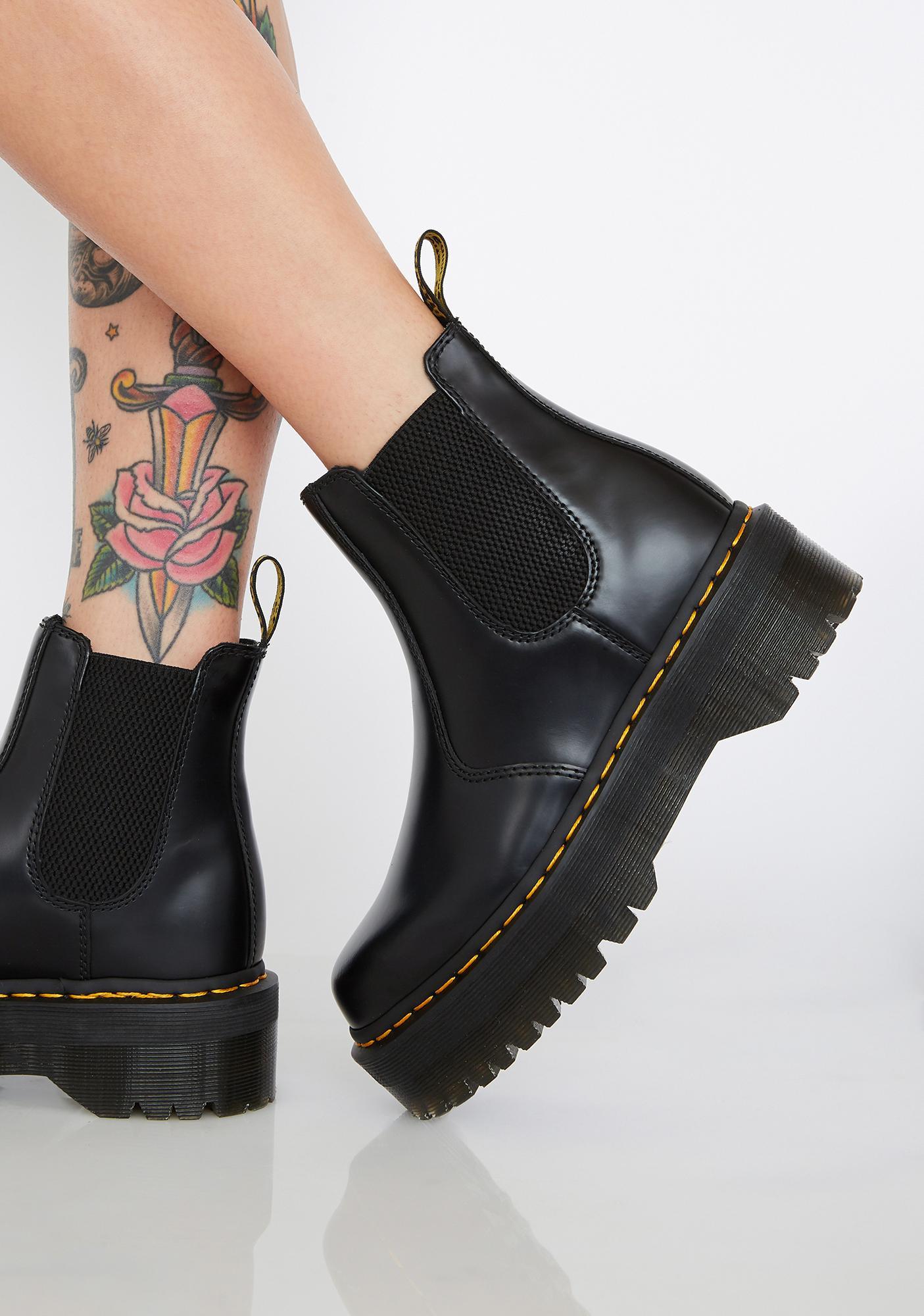 Dr. Martens 2976 Chelsea Quad Boots