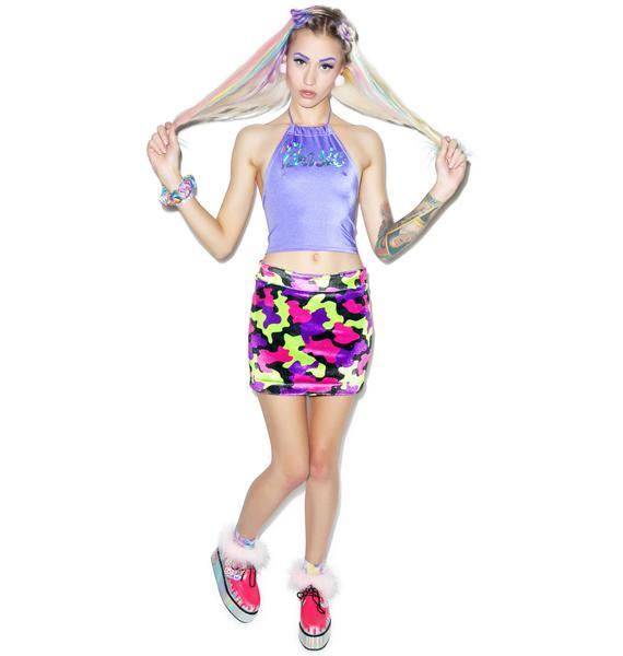 Jade Clark Basic Halter