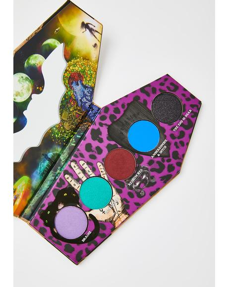 Zombie Defense Eye Shadow Palette