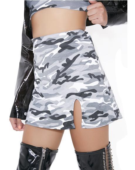 Camo Baby Skirt