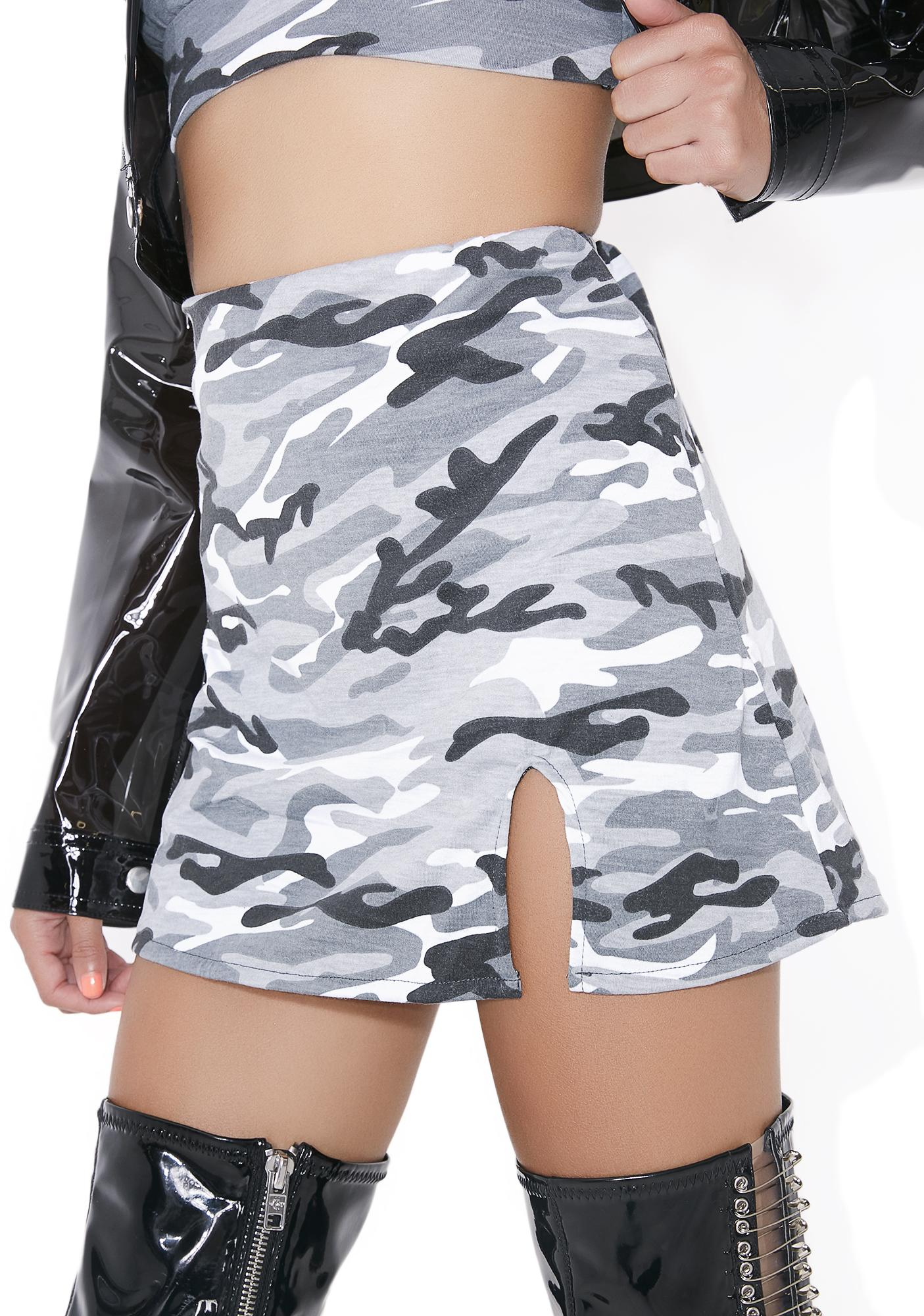O Mighty Camo Baby Skirt