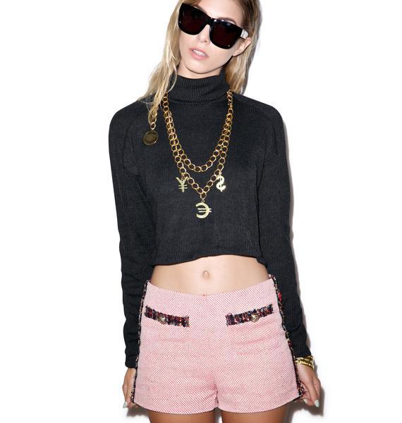 Tweeding BB Shorts