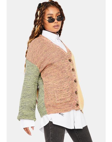 Cottage In The Woods Knit Cardigan