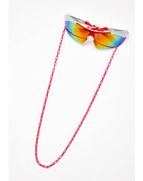 Suddenly Last Summer Sunglasses Chain
