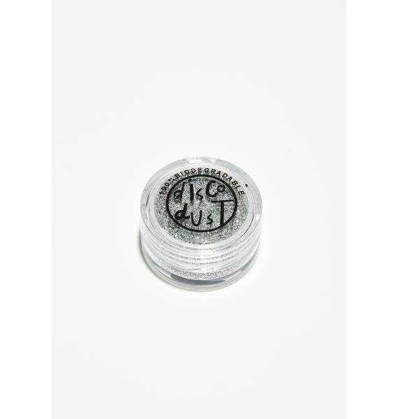 Disco Dust London Silver Fine Biodegradable Glitter